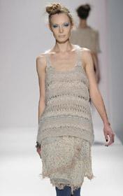 New York Fashion Week Fall 2009 Rebecca Taylor Fall Dresses Stockholm Muse